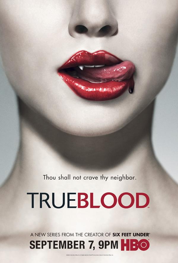 affiche true blood
